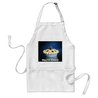 What's Cook'n Adult Apron