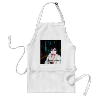 What's For Dinner? Adult Apron