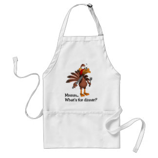 What's for Dinner apron