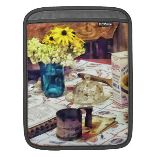 What's For Dinner iPad Sleeve