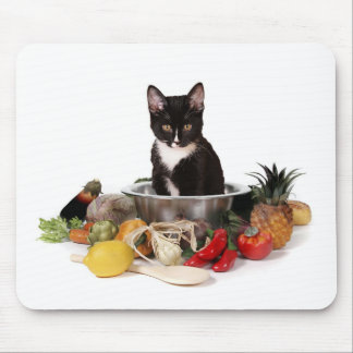 What's for dinner? mouse pad