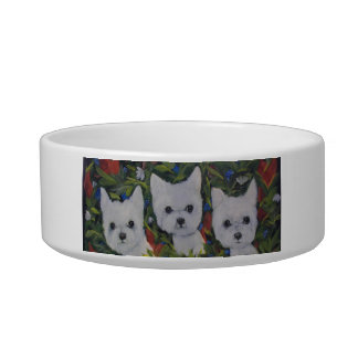What's for dinner? pet bowls