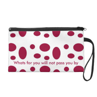 whats for you wristlet