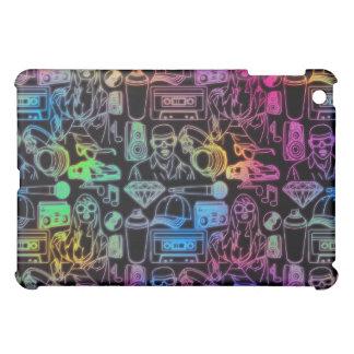 What's glowing on iPad mini case