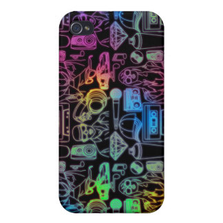 What's glowing on iPhone 4 cover