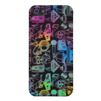 What's glowing on iPhone 5/5S cover