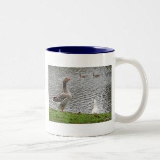 whats good for the Goose... Mug