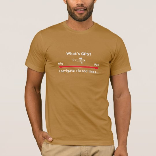 What's GPS? T-Shirt