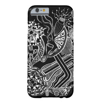 What's happening - Phone case with funky world art