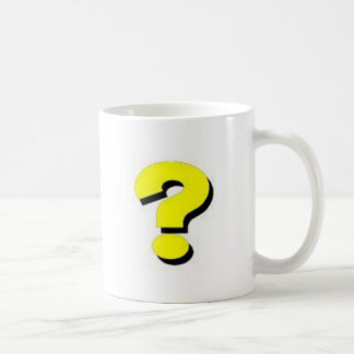 What's in the Cup? Coffee Mug