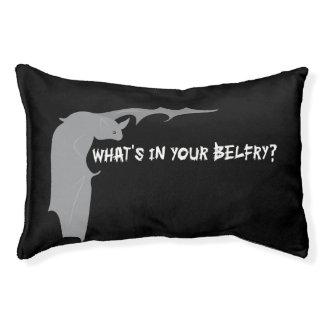 What's in your belfry? pet bed