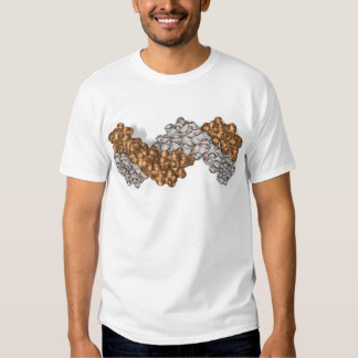 What's in your genome? - baseball DNA on front T Shirt