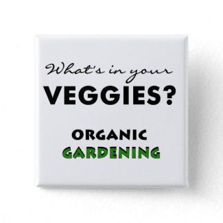 What's in Your Veggies T-shirts and Gifts button