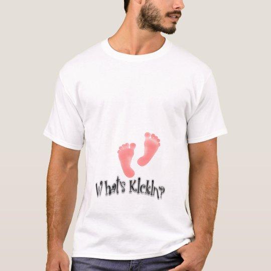 What's Kickin' Maternity Shirt 2
