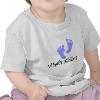 What's Kickin' Tumommy Designs T-shirts