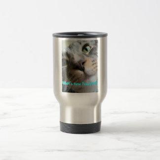 What's New Pussycat Travel Mug