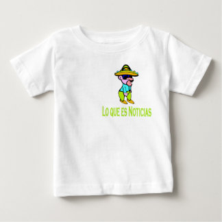 What's News Baby T-Shirt