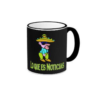 What's News Coffee Mugs