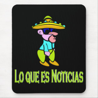 What's News Mouse Pad