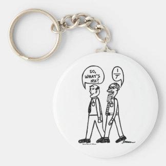 What's Nu Cartoon Keychain