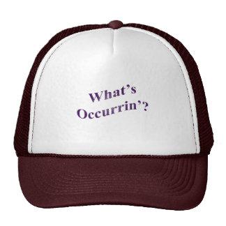 What's Occurrin'? Trucker Hat