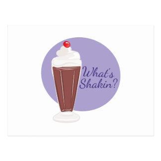 Whats Shakin Postcard