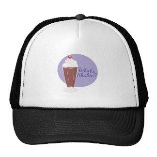 Whats Shakin Trucker Hat