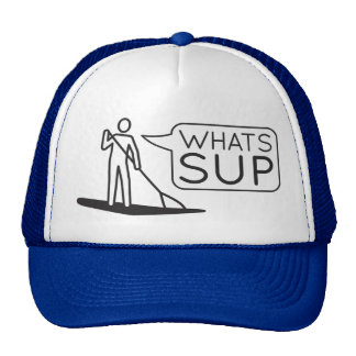 Whats SUP Hat
