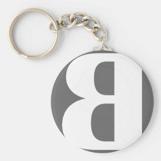"""""""What's that?"""" Backword Books keychain"""