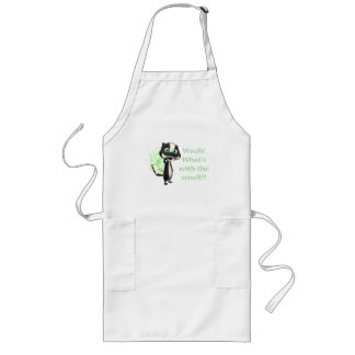 Whats That Smell Skunk Long Apron