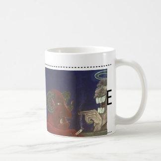 Whats The Big Idea  by TEO Coffee Mug