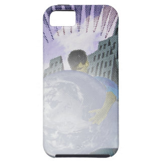 Whats The Big Idea  by TEO iPhone SE/5/5s Case