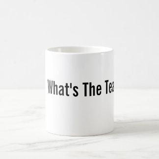 What's The Tea? Mug