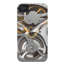 What's The Time iPhone 4 Speck Case