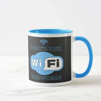 Whats The Wifi Password? Mug