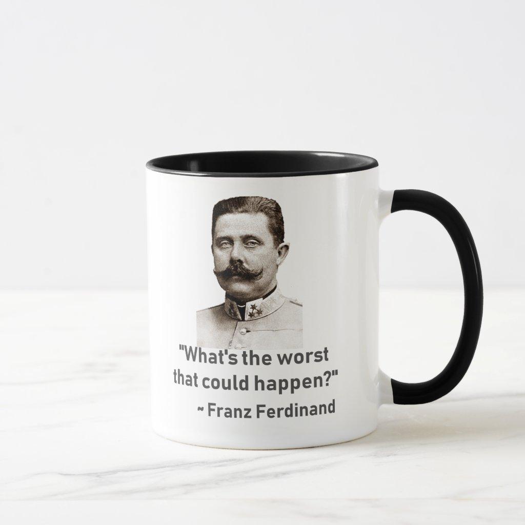 what's the worst... mug