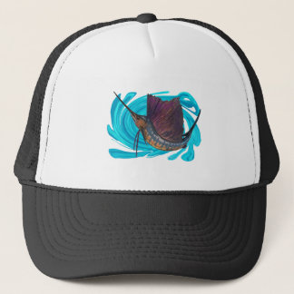 WHATS TO COME TRUCKER HAT