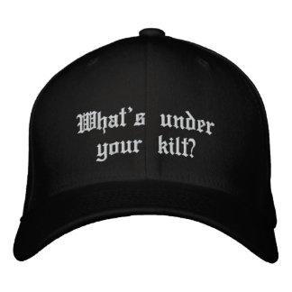 What's under your kilt? cap
