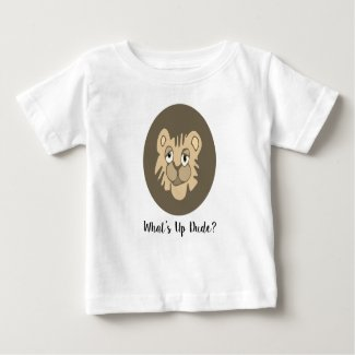 What's Up Baby T-Shirt