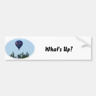 What's Up? Bumper Sticker