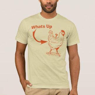whats up chicken butt T-shirt