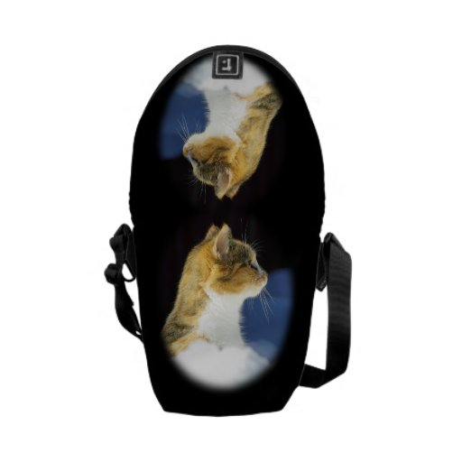 Whats Up? Courier Bag