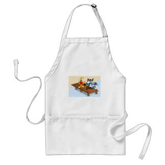 What's Up Dock Adult Apron
