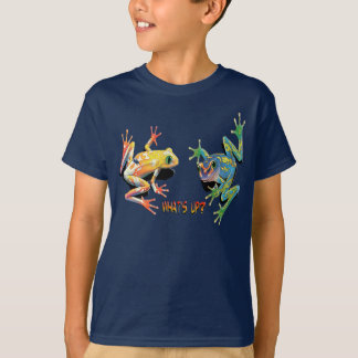 What's Up Frogs T-Shirt