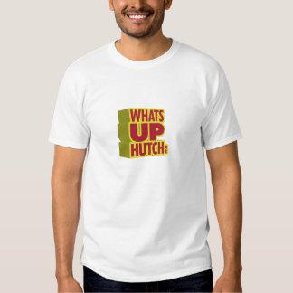 What's Up Hutch Basic Logo T-Shirt