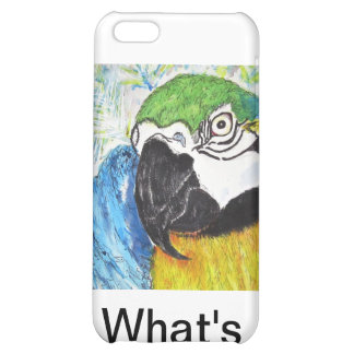 What's Up? iPhone 5C Cover