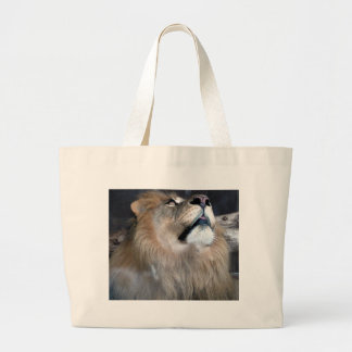 What's Up? Large Tote Bag