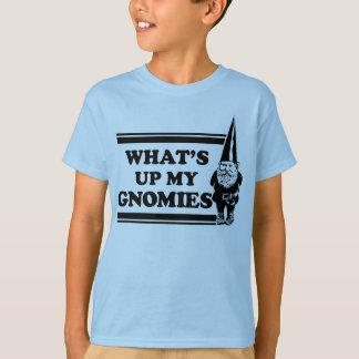 What's Up My Gnomies T-Shirt