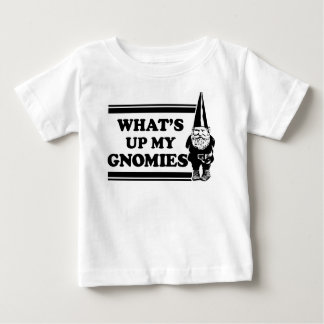 What's Up My Gnomies Tees