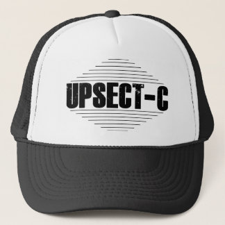 Whats Up Sect-C? Trucker Hat